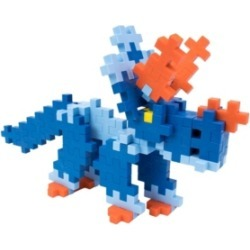 Plus-Plus Instructed Set Mega Maker - Triceratops