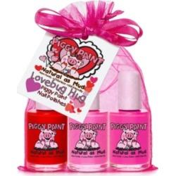 Piggy Paint Lovebug Hug Nail Polish