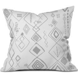 Deny Designs Iveta Abolina Tangier Villa Iii Throw Pillow