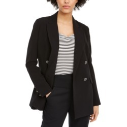 Guess Cheryl Double-Breasted Blazer found on MODAPINS from Macy's for USD $96.00
