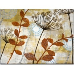 Ready2HangArt 'Meadow Breeze Ii' Botanical Canvas Wall Art, 20x30