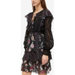 French Connection Edith Mixed-Print Dress found on Bargain Bro India from Macys CA for $143.36