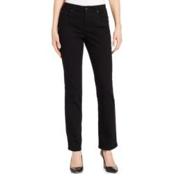 Charter Club Lexington Curvy Straight-Leg Jeans, Created for Macy's found on MODAPINS from Macys CA for USD $41.65