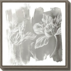 Amanti Art Water Wash Ii Neutral Floral by Sue Schlabach Canvas Framed Art found on Bargain Bro Philippines from Macy's Australia for $108.75
