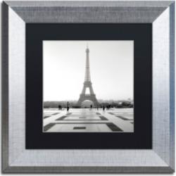 Alan Blaustein 'Tour Eiffel 4' Matted Framed Art - 11