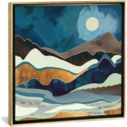 """iCanvas Autumn Hills by Spacefrog Designs Gallery-Wrapped Canvas Print - 37"""" x 37"""" x 0.75"""""""