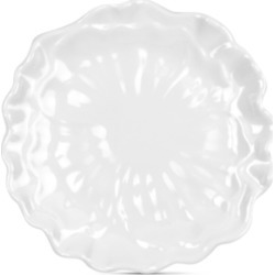 "Q Squared Peony 5.5"" Melamine Bread & Butter Plates, Set Of 4"