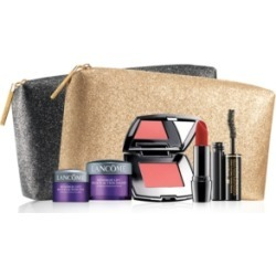 Choose your Complimentary 6pc Gift with any $50 Lancome purchase