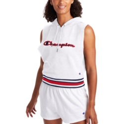 Champion Checked Sleeveless Hoodie found on MODAPINS from Macy's for USD $50.00