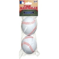 Franklin Sports Foam Replacement Balls 2 Pack