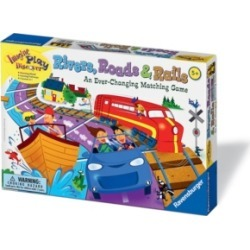 Ravensburger Rivers, Roads Rails found on Bargain Bro India from Macy's for $20.99