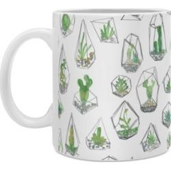 Deny Designs Dash and Ash I like Plants Coffee Mug