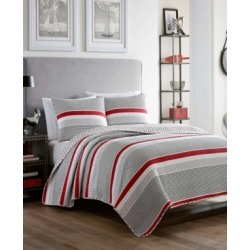 Poppy & Fritz Anchors Away Quilt Sham Set, Twin Bedding found on Bargain Bro Philippines from Macy's for $79.99