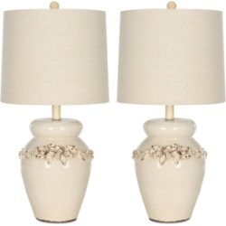 Safavieh Set of 2 Marquesa Table Lamps found on Bargain Bro from Macy's for USD $189.24