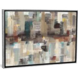 "iCanvas Sidewalks by Albena Hristova Gallery-Wrapped Canvas Print - 26"" x 40"" x 0.75"""
