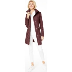 Cole Haan Packable Hooded Raincoat found on MODAPINS from Macy's for USD $180.00