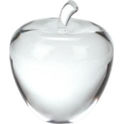 Badash Crystal Apple Art Glass Sculpture