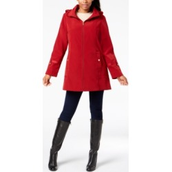 Jones New York Hooded Raincoat found on MODAPINS from Macy's for USD $124.99