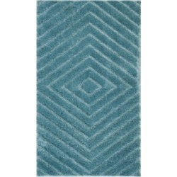 Safavieh Olympia Blue 3' x 5' Area Rug found on Bargain Bro India from Macy's for $87.00