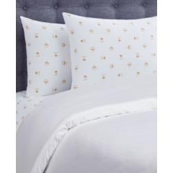 Juicy Couture Queen Bee 3-Piece Twin Microfiber Sheet Set Bedding