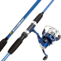 Fishing Rod And Reel Combo By Wakeman found on Bargain Bro India from Macys CA for $23.10