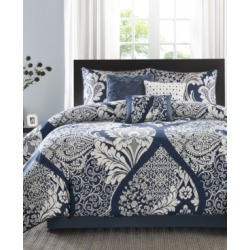 Madison Park Vienna Cotton 7-Pc. California King Comforter Set Bedding found on Bargain Bro India from Macy's for $215.99
