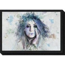 Amanti Art Winter by Baden Bowen Canvas Framed Art found on Bargain Bro India from Macy's for $85.99