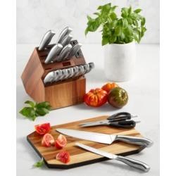 Chicago Cutlery Insignia 18-Pc. Cutlery Block Set