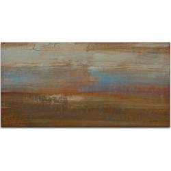 Ready2HangArt 'Ravine Farm Sunrise' Abstract Canvas Wall Art - 30