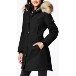 1 Madison Expedition Faux-Fur-Trim Hooded Parka Coat found on MODAPINS from Macys CA for USD $220.56