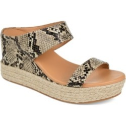 Journee Collection Women's Alissa Slide Women's Shoes found on Bargain Bro India from Macy's for $74.99