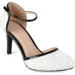 Journee Collection Women's Alison Pump Women's Shoes found on Bargain Bro India from Macy's for $48.30