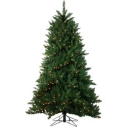 Northlight 6.5' Pre-Lit Montana Pine Artificial Christmas Tree - Clear Lights found on Bargain Bro India from Macys CA for $444.68