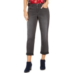 Style & Co Curvy Ex-Boyfriend Jeans, Created For Macy's