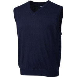 Cutter and Buck Men's Big and Tall Douglas V-Neck Vest found on MODAPINS from Macy's for USD $100.00