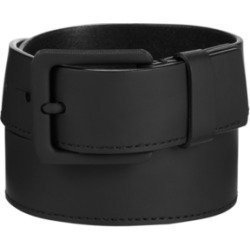 Calvin Klein Jeans Men's Rubberized Leather Belt found on MODAPINS from Macy's for USD $24.00