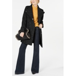 Kenneth Cole Asymmetrical Boucle Walker Coat found on Bargain Bro India from Macys CA for $144.65