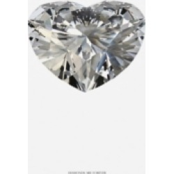 TypeLike Diamonds are Forever I Canvas Art - 36.5
