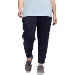 adidas Plus Size Tricot Jogger Pants