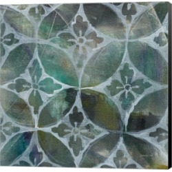 Tile Element Ii by Danhui Nai Canvas Art found on Bargain Bro India from Macys CA for $40.07