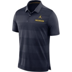 Nike Men's Michigan Wolverines Early Season Coaches Polo found on Bargain Bro India from Macy's for $38.00