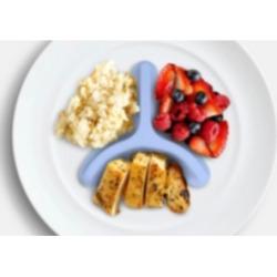 Food Cubby 2-Pack Plate Divider/Food Separator