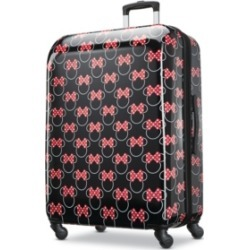 """Disney by American Tourister Minnie Mouse Bow 28"""" Check-In Spinner"""