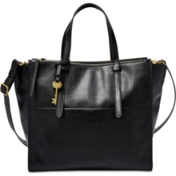 Fossil Campbell Leather Tote found on MODAPINS from Macy's for USD $148.80