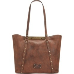 Patricia Nash Distressed Leather Vintage Benvenuto Tote found on Bargain Bro India from Macy's for $174.30