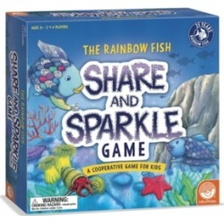 The Rainbow Fish - Share and Sparkle Game