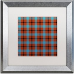 Color Bakery 'Group 10 A' Matted Framed Art - 16