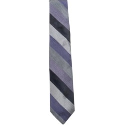 Ryan Seacrest Distinction Men's Audio Melange Stripe Tie, Created for Macy's found on Bargain Bro India from Macy's for $40.99