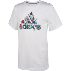 adidas Big Boy Graphic-Print Cotton T-Shirt found on Bargain Bro Philippines from Macys CA for $21.07