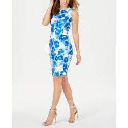 90cb4a73 Calvin Klein Floral-Print Sheath Dress found on MODAPINS from Macy's for  USD $70.99